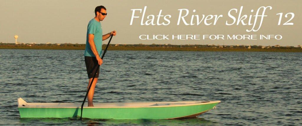 solo skiff boat plans