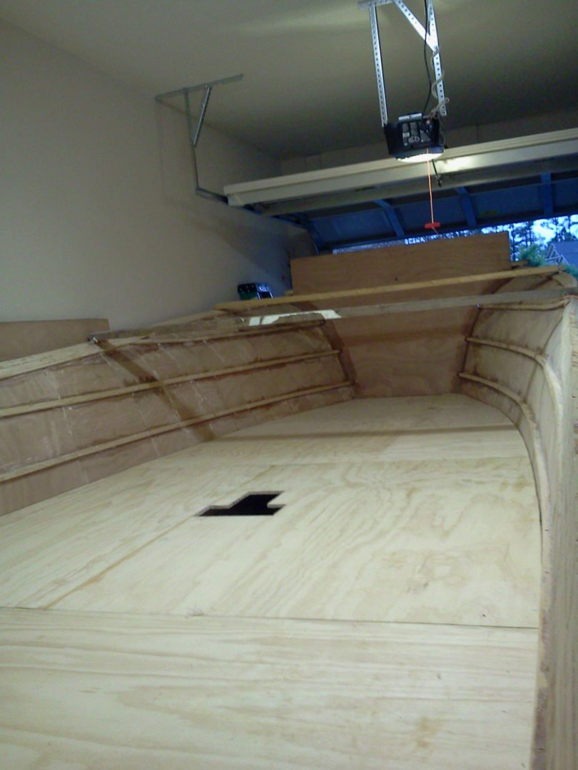custom boat build