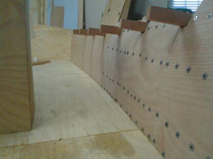 custom boat build