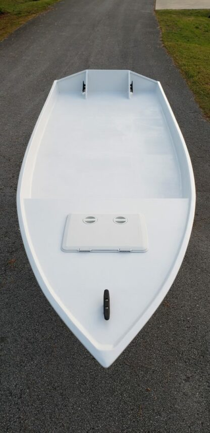micro skiff boat plans