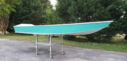 solo skiff plans