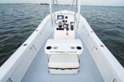 harkers island boat interior