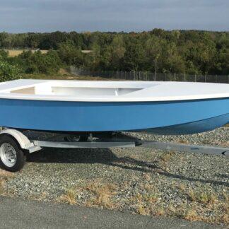 microskiff boat plans