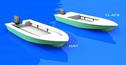 bay boat plans
