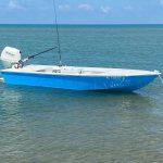 microskiff boat build